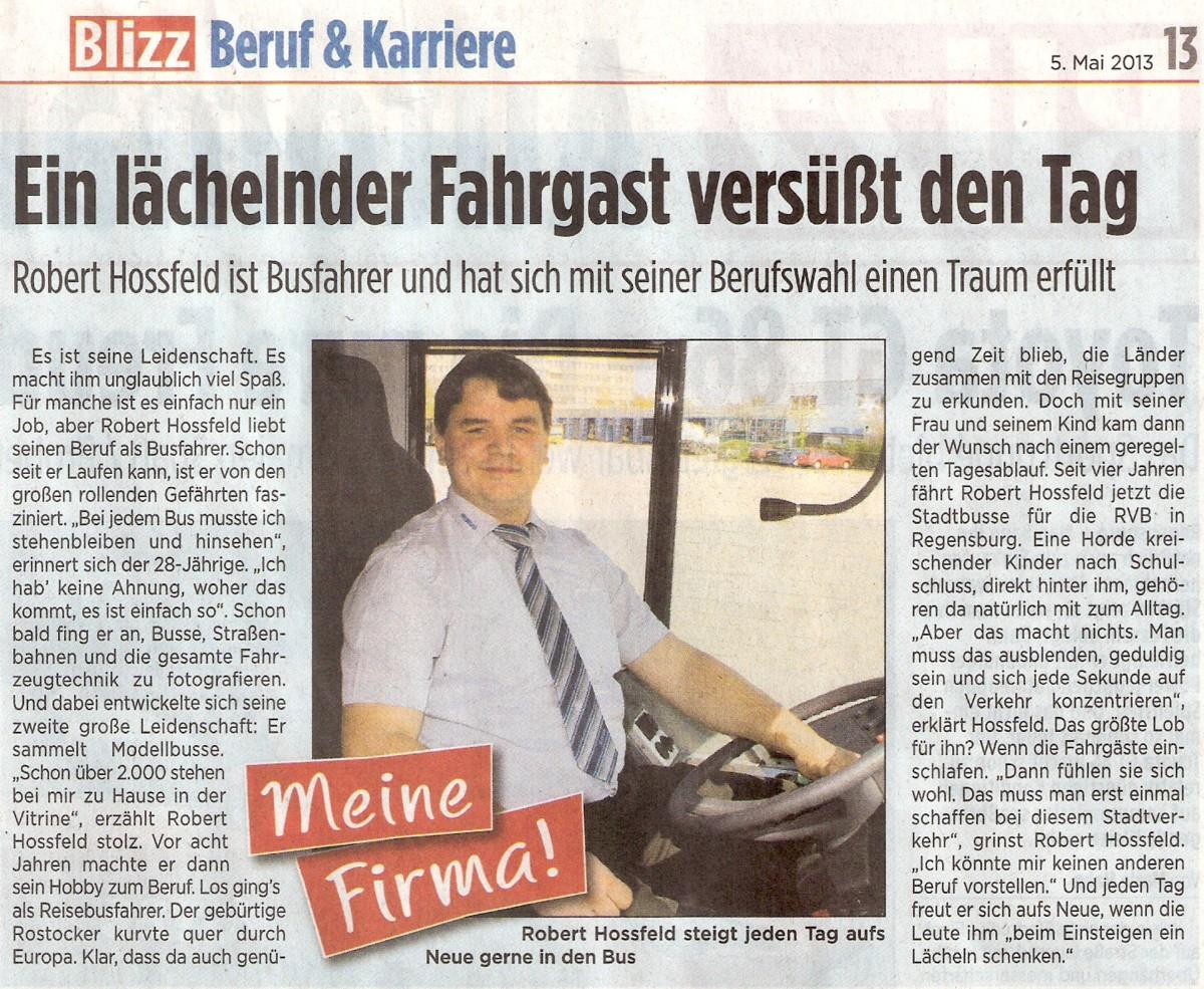 Busfahrer Forum
